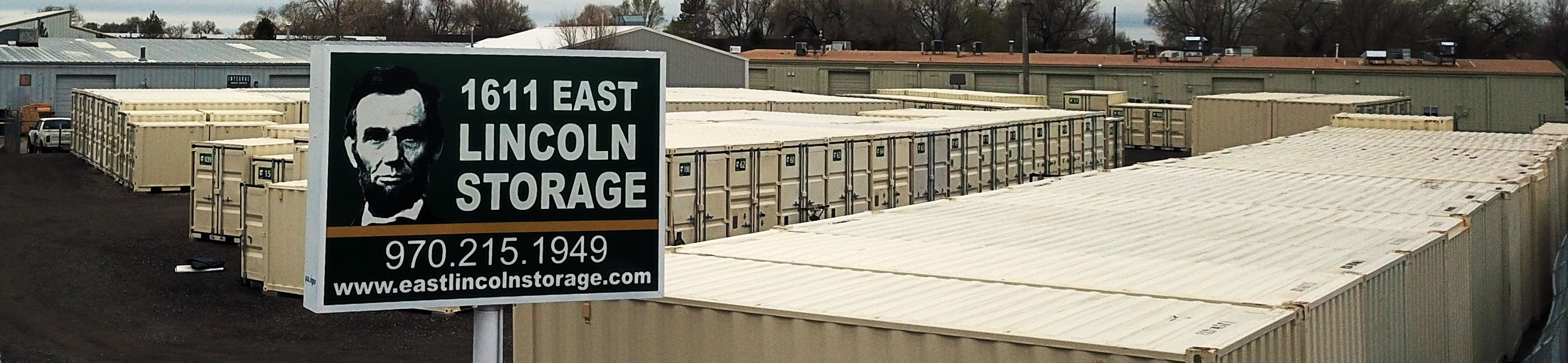 East Lincoln Storage Self Storage In Fort Collins Co